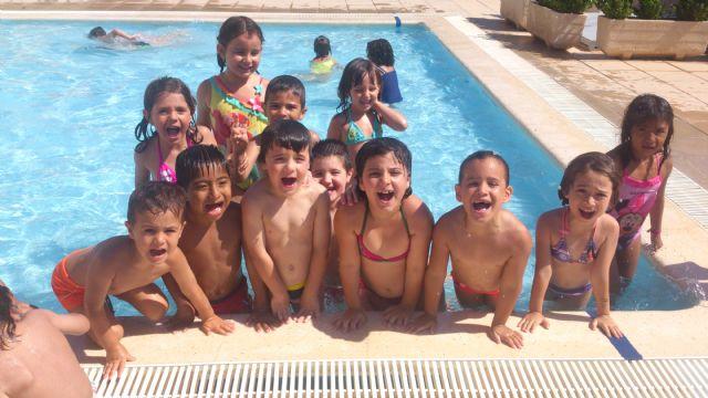 Se clausura la Escuela de Verano de Totana en la que han participado 100 niños - 1, Foto 1