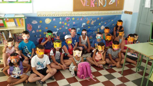 Se clausura la Escuela de Verano de Totana en la que han participado 100 niños - 3, Foto 3