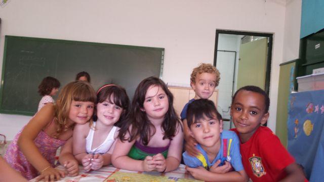 Se clausura la Escuela de Verano de Totana en la que han participado 100 niños - 4, Foto 4