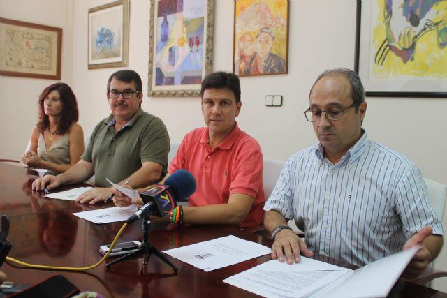 El Ayuntamiento de Alhama de Murcia firma un convenio con la asociación para la Custodia del Territorio (ACUDE) - 1, Foto 1