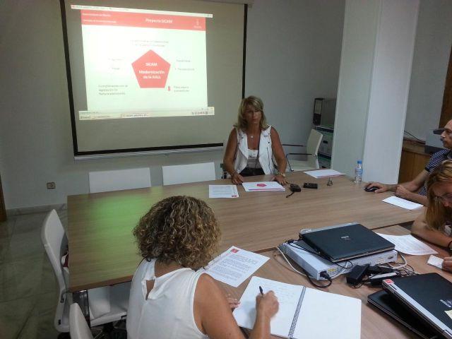 La implantación de la factura electrónica permitirá ahorrar al Ayuntamiento de Murcia unos 400.000 euros al año - 1, Foto 1