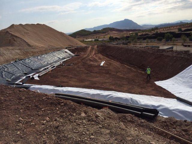 Durante el próximo mes de agosto podrían finalizar las obras de construcción del vaso cuatro del vertedero municipal - 1, Foto 1