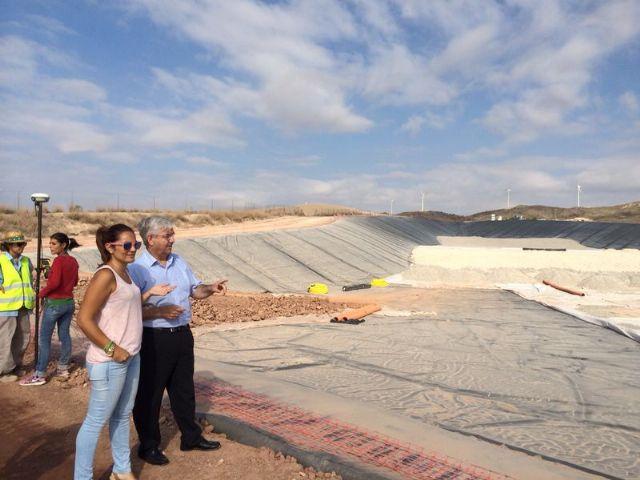 Durante el próximo mes de agosto podrían finalizar las obras de construcción del vaso cuatro del vertedero municipal - 2, Foto 2