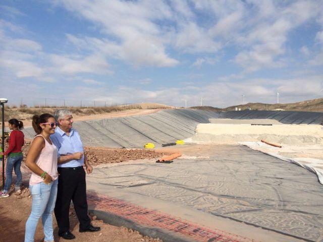 Durante el próximo mes de agosto podrían finalizar las obras de construcción del vaso cuatro del vertedero municipal - 3, Foto 3