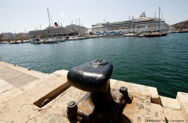 Cartagena despide el mes de julio recibiendo a más de 3 mil cruceristas - 1, Foto 1