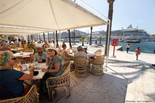 Cartagena despide el mes de julio recibiendo a más de 3 mil cruceristas - 3, Foto 3