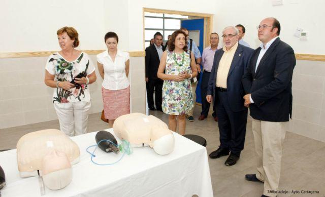 El campus de la UCAM en Cartagena estará a punto a finales de agosto - 3, Foto 3