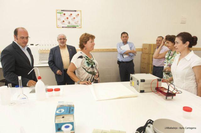 El campus de la UCAM en Cartagena estará a punto a finales de agosto - 4, Foto 4
