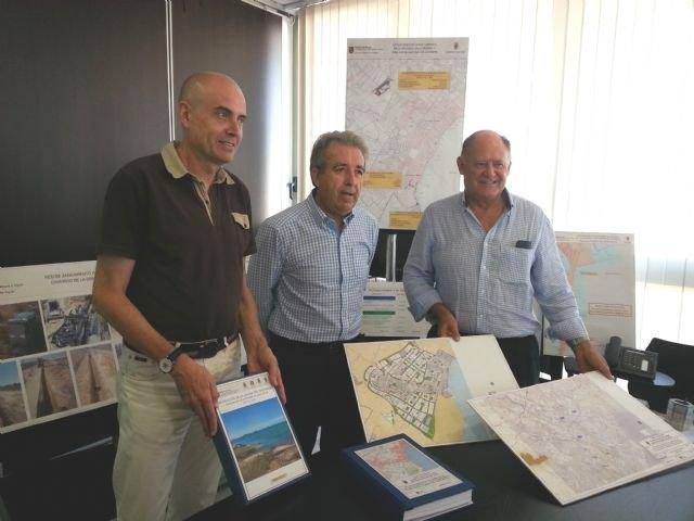La Comunidad invertirá más de seis millones de euros en actuaciones de saneamiento en La Ribera, La Manga y La Grajuela - 1, Foto 1