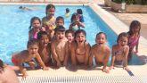 Se clausura la Escuela de Verano de Totana en la que han participado 100 niños