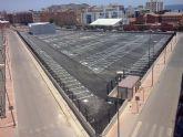 Los ciudadanos podrán utilizar desde hoy el nuevo Parking Público situado junto a la Estación de Renfe