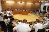 El Pleno acuerda la cesión gratuita de una parcela a la Comunidad de Regantes