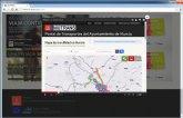 La startup murciana Conocea realiza los vídeos para formar a los ciudadanos en la nueva plataforma del Ayuntamiento de Murcia MUTRANS