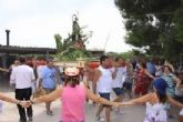 La Huerta de Arriba de Alguazas se prepara para unas fiestas con sabor a tradición
