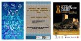 El Castillo, la Casa del Artesano y la Plaza Arriba, enclaves destacados de la agenda cultural del fin de semana