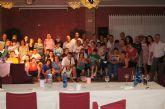 Los alumnos del Centro de D�a Jos� Moy� clausuran las actividades del curso, con un emotivo acto