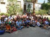 13.000 jóvenes lorquinos han participado en el programa 'Juventud y Deporte' durante el curso escolar 2013/4