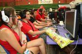 La XII Begastri Lan Party bate su récord de participación con 220 internautas de toda España