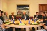 El Gobierno impulsa el Plan Estratégico de la Región 2014-2020 con la colaboración de los agentes sociales