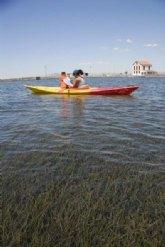 ANSE y el IEO cartografían la vegetación sumergida en el Mar Menor