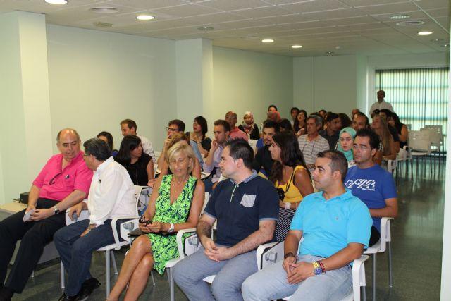 Grados en Arquitectura e Ingeniería de Edificación de la UCAM celebraron un taller de intervención arquitectónica en Puerto Lumbreras - 2, Foto 2