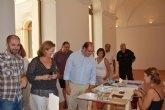 El consejero de Cultura y el alcalde de Mula clausuran el taller sobre técnicas de acuarelas impartido por el artista muleño Nono García
