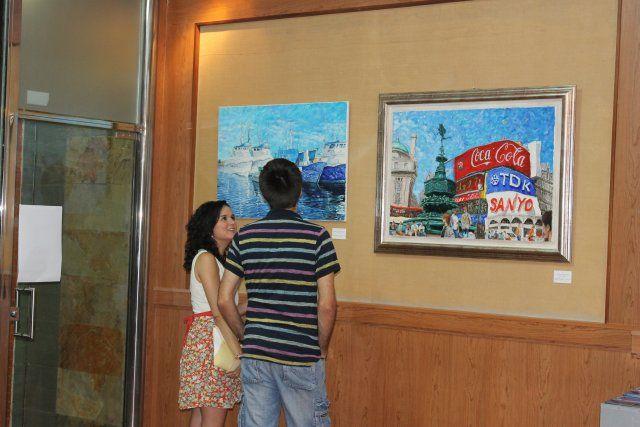 Jesús Gómez muestra sus impresiones viajeras en Mazarrón - 4, Foto 4