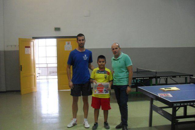Deportes oferta un nuevo curso de tenis de mesa para el mes de agosto - 2, Foto 2