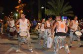 El Carnaval de Verano abarrotó Santiago de la Ribera