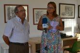 El Mojón acoge la exposición 'Huellas del pasado' de Juan Martínez Pedrero