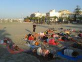 Turismo invita a los bañistas a mantenerse en forma durante las vacaciones a pie de playa
