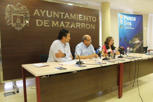 La asociación columbares inicia en Mazarrón una campaña a favor de la pesca sostenible, Foto 2