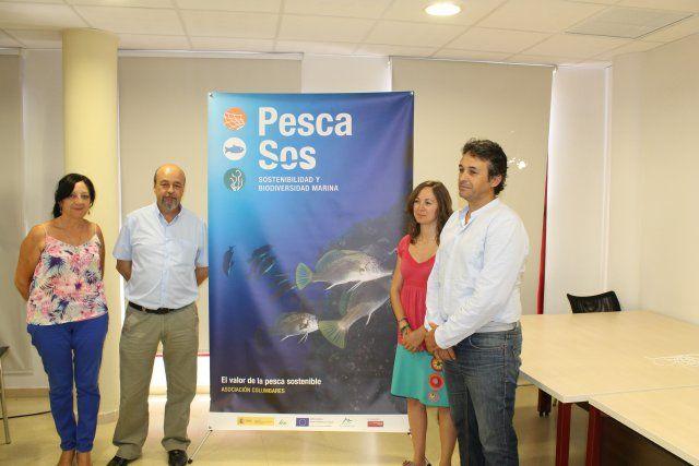 La asociación columbares inicia en Mazarrón una campaña a favor de la pesca sostenible, Foto 3