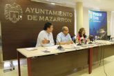 La asociaci�n columbares inicia en Mazarr�n una campaña a favor de la pesca sostenible