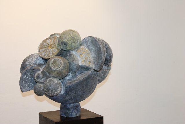 Cultura organiza una visita guiada a la exposición de Lola Arcas en las Casas Consistoriales - 2, Foto 2