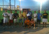 Pablo de la Calle y Manuel Martínez ganan el 'IX Torneo de Dobles' de la 'Asociación de Tenis Las Torres'