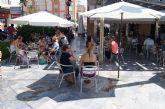 La concejalía de Licencias de Actividad tramita un total de 30 expedientes de solicitudes de ocupación de terrazas en la vía pública