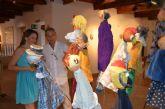 El Museo de San Javier acoge una exposición de máscaras teatrales de Francisco Alberola, profesor de la ESAD de Murcia