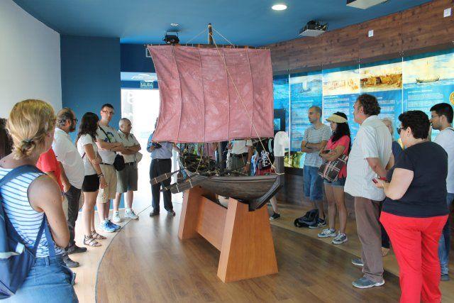 Los objetos hallados en el entorno del barco fenicio están pendientes de una evaluación técnica - 5, Foto 5