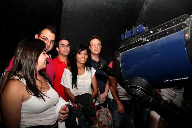 Programa 'Conoce las Estrellas' para realizar visitas guiadas al Observatorio Astronómico de Puerto Lumbreras - 1, Foto 1