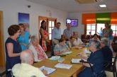 El gerente del IMAS garantiza el apoyo de su departamento a la asistencia en residencias y centros diurnos de los mayores