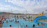 8.501 bañistas han disfrutado ya de las nuevas piscinas municipales de verano en Puerto Lumbreras