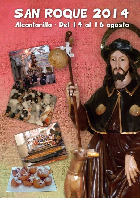 Fiestas de San Roque en Alcantarilla 2014 - 1, Foto 1