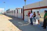 El Ayuntamiento habilita un recinto 'multiactividad', según la normativa vigente, con capacidad para 8.200 personas