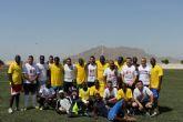 Un equipo de Senegal vence en el primer torneo de f�tbol multicultural