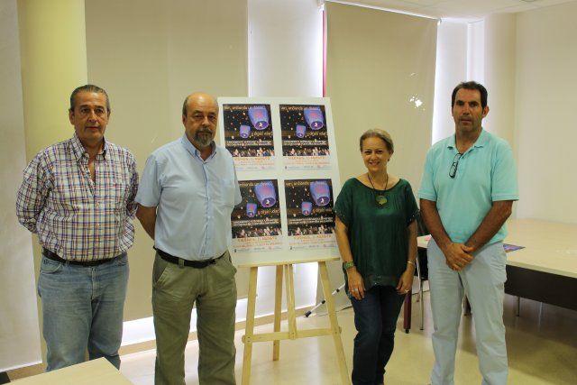 Cáritas oganiza la segunda edición del lanzamiento solidario de farolillos, Foto 3