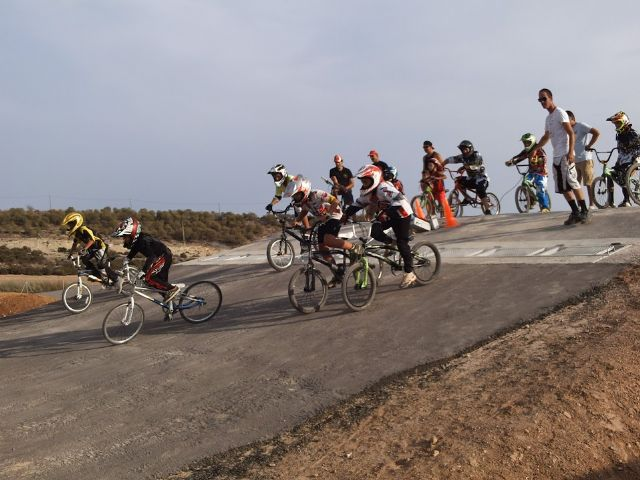 El Complejo Deportivo acoge el I curso de iniciación de BMX - 1, Foto 1