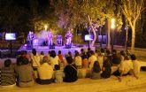Los lumbrerenses disfrutaron del concierto 'Dibujos Reanimados'