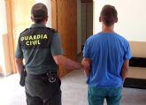 La Guardia Civil esclarece más de medio centenar de robos en viviendas en la Región desde el principio de verano