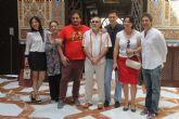 Terele P�vez, Enrique Vill�n, Carolo Ruiz y Luis Soravilla, involucrados hasta las cejas en el rodaje de